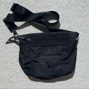 Lululemon Black Festival Bag